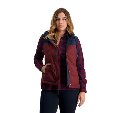 Swanndri Women's Lakefront Insulated Vest