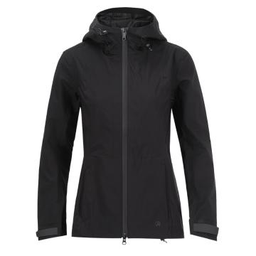 Swanndri Women's Lyall V2 Lightweight Seam Stretch Rain Jacket