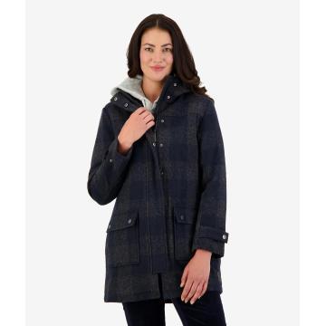 Swanndri Women's Annmore Wool Coat