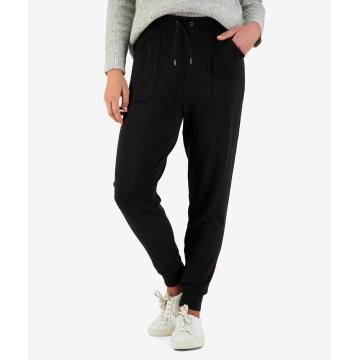 Swanndri Women's Red Beach Jogger - Black