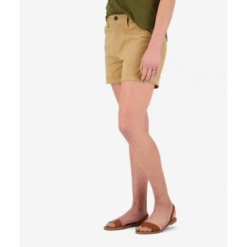 Swanndri Women's Melrose Canvas Shorts - Sand