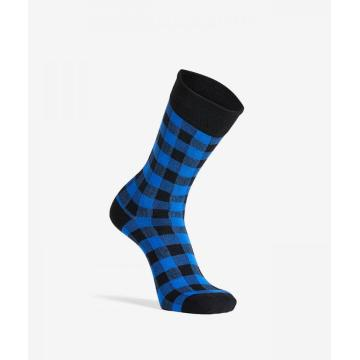 Swanndri Men's Heritage Socks - Blue/Black