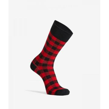 Swanndri Men's Heritage Socks - Red/Black