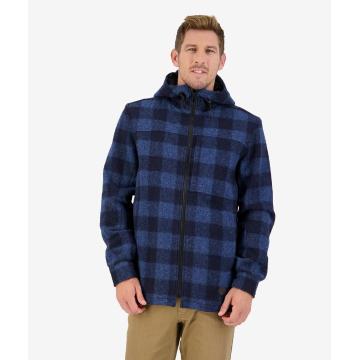 Swanndri Men's Hudson Wool Hoody