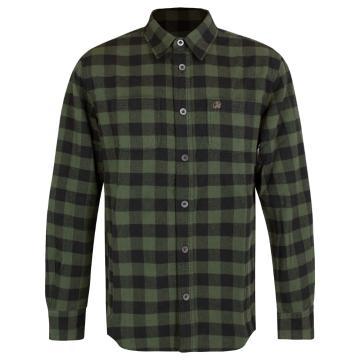 Swanndri Men's Marylebone Cotton Long Sleeve Shirt