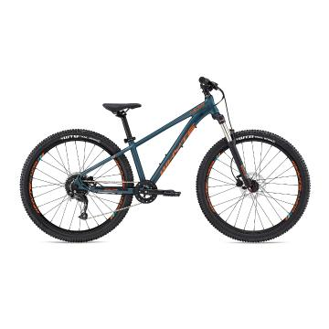 "Whyte Bikes 2020 403 26"""" HT MTB - Matt Petrol Reef/Orange/Sky"