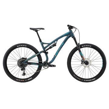 Whyte Bikes Bikes S-150 S MTB - Matt Petrol Reef/Orange/Sky