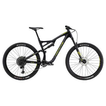 Whyte Bikes 2019 S-150 C RS MTB - Matt Granite Lime/Olive/Grey