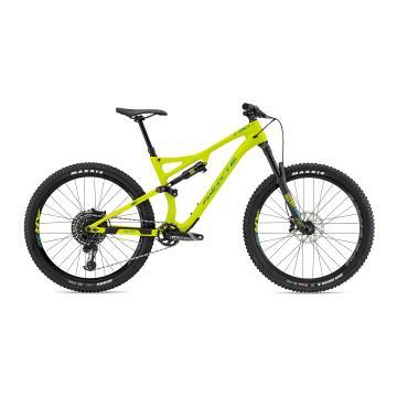 Whyte Bikes 2019 T-130 C RS MTB - Lime Eucalyptus/Olive/Grey
