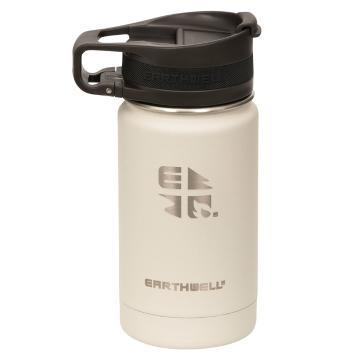 Earthwell Roaster Vacuum Insulated Bottle - 350ml - Baja Sand