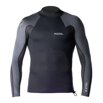 Xcel Men's Axis Long Sleeve Wetsuit Top - 1/.05mm
