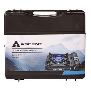 Ascent Single Burner Portable Butane Stove
