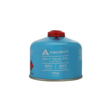 Ascent Butane Fuel Canister - 230g