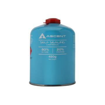 Ascent Butane Fuel Canister - 450g