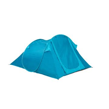 Ascent Double Skin Pop up 2 Person Tent - Cyan