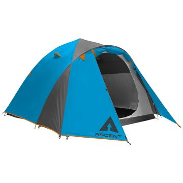 Ascent Escape 5-Person Tent - Cyan