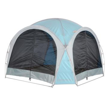 Ascent Cabana 3.0 x 3.0 Mesh Side Walls - 2pc - Light Grey