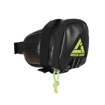 Green Guru Clutch Saddle Bag