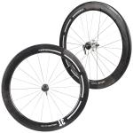3T Mercurio 60 LTD Stealth Carbon 700c Wheelset
