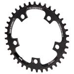 Blackspire Snaggletooth CX 110BCD Chainring - Black
