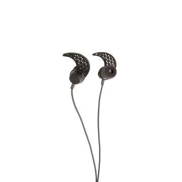Outdoor Tech Mako - Wired Sport Earbuds - Black