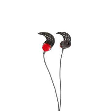 Outdoor Tech Mako - Wired Sport Earbuds - Red