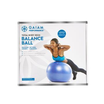 Gaiam Balance Ball  Kit