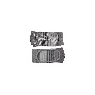 Gaiam Yoga Socks Mary Jane