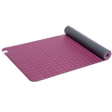 Gaiam Yoga Mat Ultra Sticky Grape 6.0mm