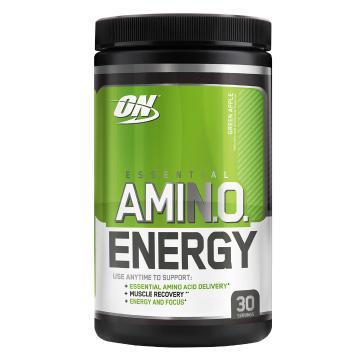 Optimum Nutrition Amino Energy - 30 Srv - Green Apple