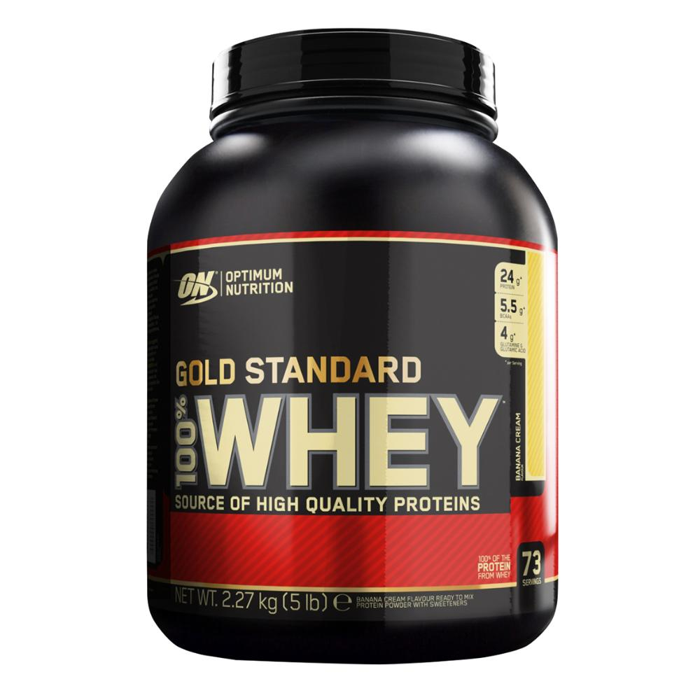 Gold Standard Whey Protein - 5lb