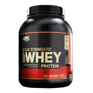 Optimum Nutrition Gold Standard Whey Protein - 5lb - Strawberry