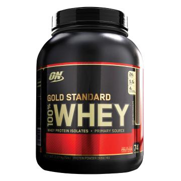 Optimum Nutrition Gold Standard Whey Protein - 5lb - Double Rich Chocolate