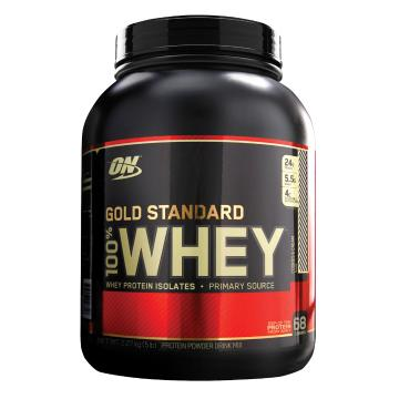 Optimum Nutrition Gold Standard Whey Protein - 5lb - Cookies and Cream