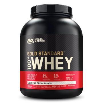 Optimum Nutrition Gold Standard Whey Protein - 5lb