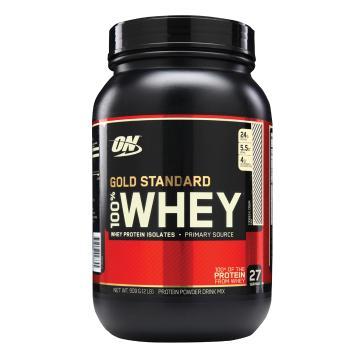 Optimum Nutrition 100% Whey Protein - 2lb - Cookies & Cream