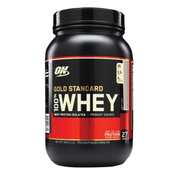 Optimum Nutrition 100% Whey Protein - 2lb - Cookies & Cream