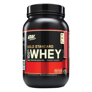 Optimum Nutrition 100% Whey Protein - 2lb - Strawberry