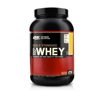 Optimum Nutrition 100% Whey Protein - 2lb