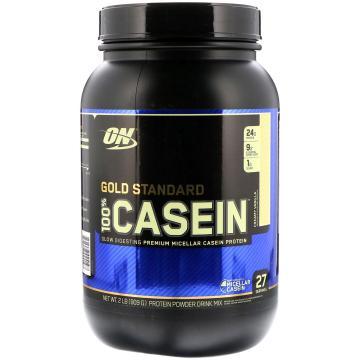Optimum Nutrition 100% Casein Protein - 2lb