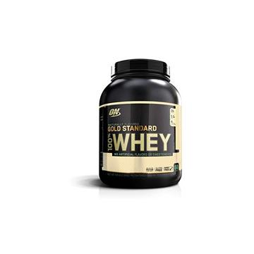 Optimum Nutrition Gold Standard 100% Natural Whey Protein - 4.8lb