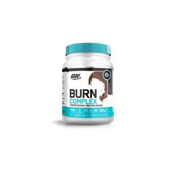 Optimum Nutrition Burn Comp Thermo Protein,1.95lb - Strawberry