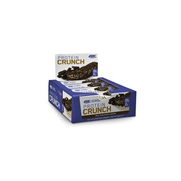Optimum Nutrition Crunch Bars Box of 12