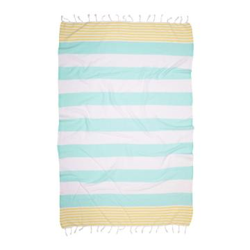 Barine Home 2021 Journey Turkish Towel - Sunshine Mint