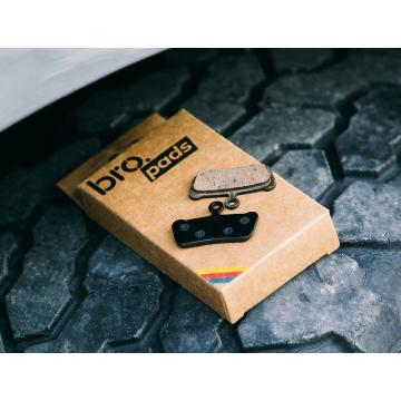 Bro Bike  BR2 Resin+ BRake Pads