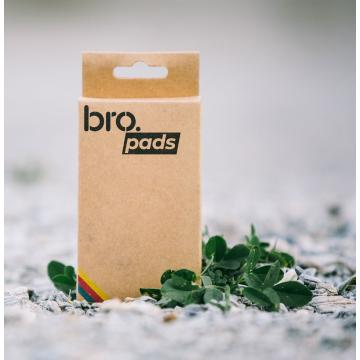 Bro Bike  BR4 Resin+ Brake Pads