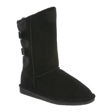 Bearpaw Women's Boshie Boots - Black