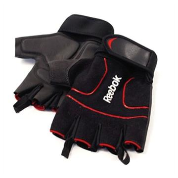 Reebok USA  Lifting Gloves - Red