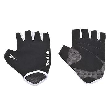 Reebok USA  Fitness Gloves - Black/Grey