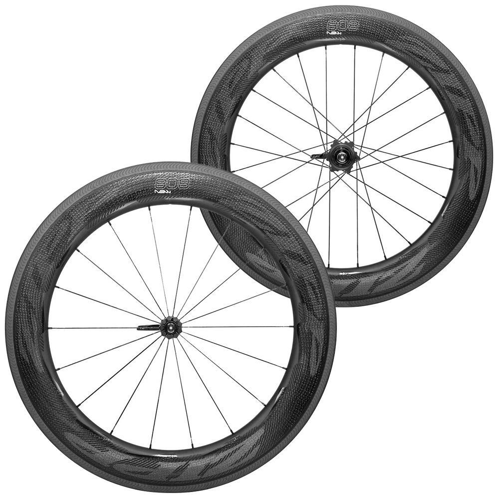 NSW 808 Carbon Clincher Wheelset - Shimano/Sram